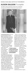 Rising Star, 2005, BBC Music Magazine