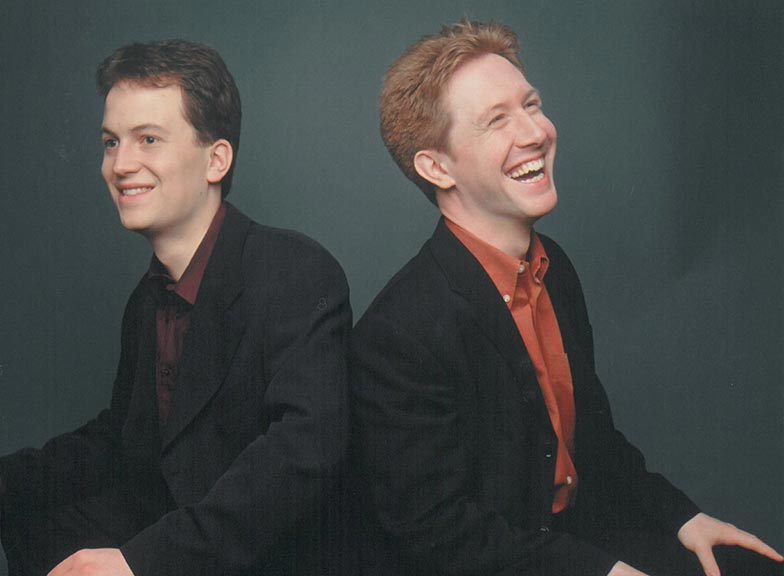 Simon Crawford-Phillips & Philip Moore