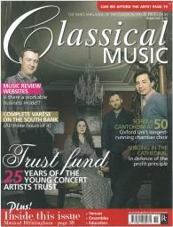 2010,-Classical-Music-Magazine,-cover
