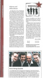 CD Review, 2010