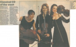 CD review, 1999, The Daily Telegraph