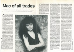 Feature, 1991, Classical Music