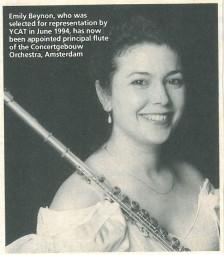 News, 1995, Classical Music Magazine