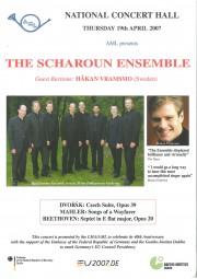 Programme, 2007, National Concert Hall Dublin