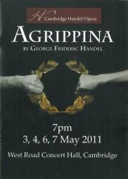 Programme, 2011, Agrippina