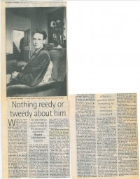 Review, 1995, The Sunday Telegraph