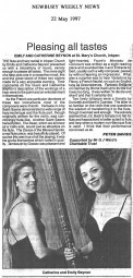 Review, 1997, Newbury Weekly News