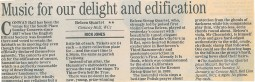 Review, 1998, Evening Standard