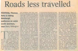 Review, 2000, The Times