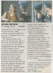 Review, 2005, Metro