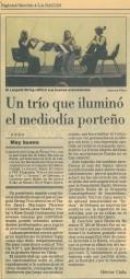 Review, La Nacion