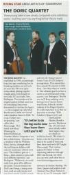 Rising Stars, 2007, BBC Music Magazine