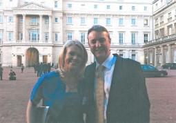 Alasdair Tait and Kathryn Rudge