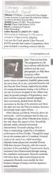 CD Review, 2006, Gramophone
