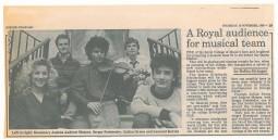 Review, 1990, Evening Standard