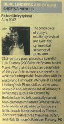 Review, 2014, Gramophone